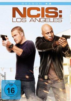 NCIS: Los Angeles - Season 4.2 (3 Discs) - Hunt,Linda/O'Donnell,Chris/Olsen,Eric Christian
