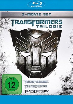 Transformers Trilogie (3 Discs)
