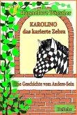 Karolino, das karierte Zebra - Eine Geschichte vom Anders-Sein (eBook, ePUB)