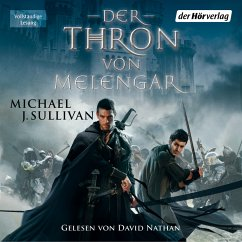Der Thron von Melengar / Riyria Bd.1 (MP3-Download) - Sullivan, Michael J.