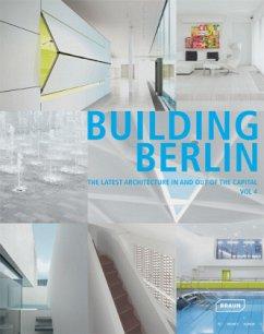 Building Berlin Vol 4 Von Architektenkammer Berlin Englisches