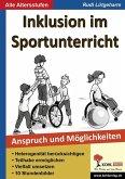 Inklusion im Sportunterricht (eBook, ePUB)