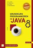 Grundkurs Programmieren in Java (eBook, PDF)