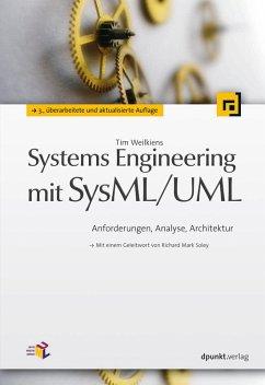 Systems Engineering mit SysML/UML (eBook, PDF) - Weilkiens, Tim