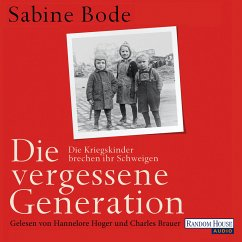 Die vergessene Generation (MP3-Download) - Bode, Sabine