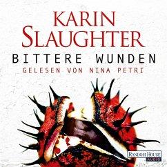 Bittere Wunden / Georgia Bd.4 (MP3-Download) - Slaughter, Karin