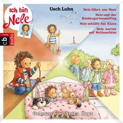 Ich bin Nele - Band 5-8 (MP3-Download) - Luhn, Usch