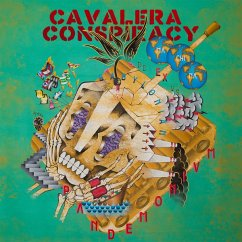 Pandemonium (Ltd.First Edt.) - Cavalera Conspiracy