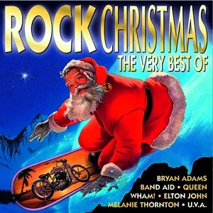 rock christmas the very best of new edition auf audio cd. Black Bedroom Furniture Sets. Home Design Ideas