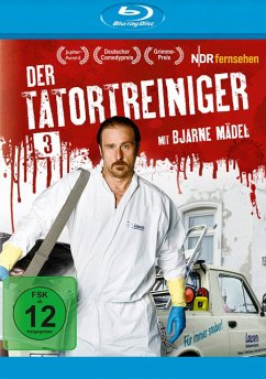Der Tatortreiniger 3 (Blu-Ray) - Feldhusen,Arne