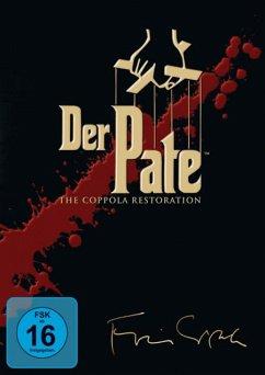 Pate Trilogie DVD-Box - Marlon Brando,James Caan,Richard S.Castellano