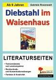 Diebstahl im Waisenhaus / Literaturseiten (eBook, PDF)