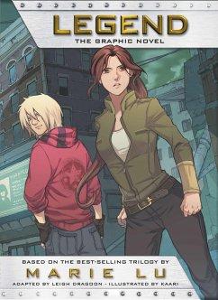 Legend: The Graphic Novel - Lu, Marie