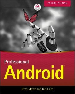 Professional Android - Meier, Reto; Lake, Ian