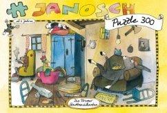 Janosch Puzzle (Kinderpuzzle), Die Bremer Stadtmusikanten, 300 Teile