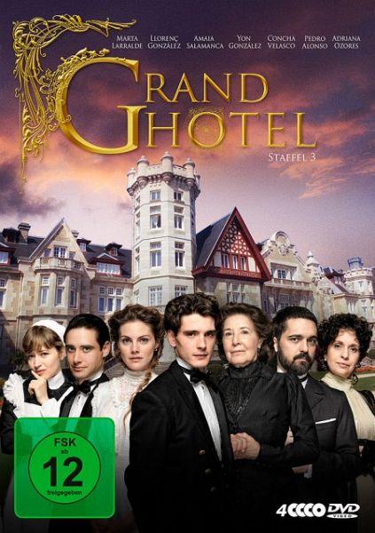 grand hotel staffel 3 4 discs film auf dvd. Black Bedroom Furniture Sets. Home Design Ideas