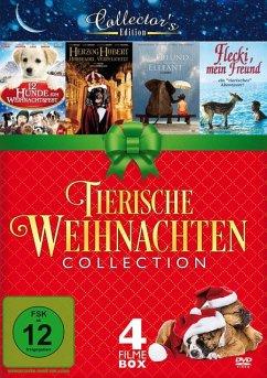 Tierische Weihnachten- 12 Hunde zum Weihnachtsfest - Mein Freund der kleine Elephant - Herzog Hubert - Fleckt, mein Freund