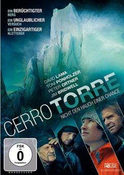 David Lama - Grenzgänger in Fels und Eis - Cerro Torre/Dvd