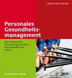 Personales Gesundheitsmanagement (eBook, PDF)