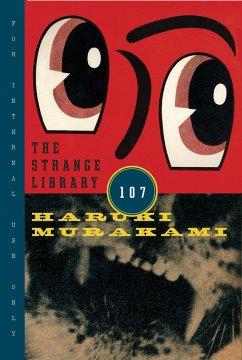 The Strange Library - Murakami, Haruki