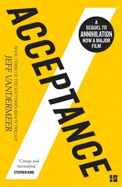 Acceptance (The Southern Reach Trilogy, Book 3) (eBook, ePUB) - VanderMeer, Jeff