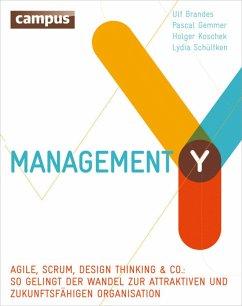 Management Y (eBook, PDF) - Brandes, Ulf; Gemmer, Pascal; Koschek, Holger; Schültken, Lydia