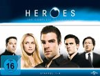 Heroes - Gesamtbox (Limited Edition, 17 Discs)