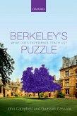 Berkeley's Puzzle (eBook, PDF)