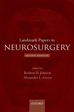 Landmark Papers in Neurosurgery