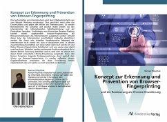 Konzept zur Erkennung und Prävention von Browser-Fingerprinting