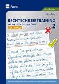 2. Klasse, für zu Hause / Rechtschreibtraining - Mit Diktaten effektiv üben Bd.2
