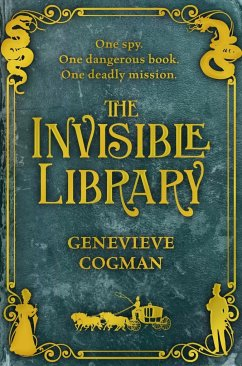 The Invisible Library - Cogman, Genevieve