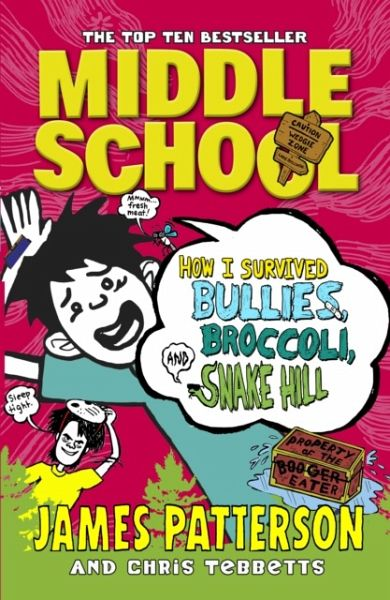 Middle School 04 How I Survived Bullies Broccoli And Snake Hill