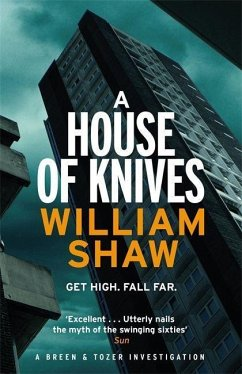 A House of Knives - Shaw, William