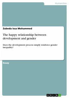 The happy relationship between development and gender