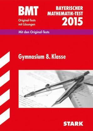 gymnasium 8 klasse bmt bayerischer mathematiktest