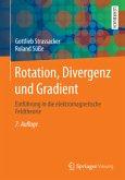 Rotation, Divergenz und Gradient