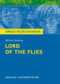 Lord of the Flies (Herr der Fliegen) von William Golding. (eBook, ePUB)