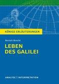 Leben des Galilei von Bertolt Brecht. (eBook, ePUB)