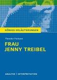 Frau Jenny Treibel. Königs Erläuterungen. (eBook, ePUB)