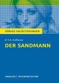 Der Sandmann. Königs Erläuterungen. (eBook, ePUB)