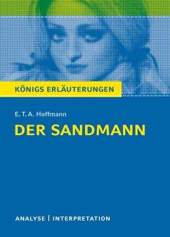 Der Sandmann. Königs Erläuterungen. (eBook, ePUB) - Hoffmann, E. T. A.; Grobe, Horst