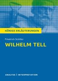 Willhelm Tell. Königs Erläuterungen. (eBook, ePUB)