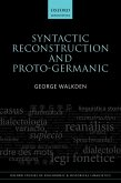 Syntactic Reconstruction and Proto-Germanic (eBook, PDF)