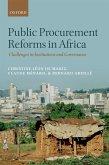 Public Procurement Reforms in Africa (eBook, PDF)