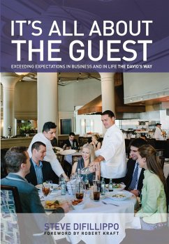 It's All About the Guest (eBook, ePUB) - Difillippo, Steve