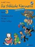 Die fröhliche Klarinette, m. Audio-CD, Neuauflage