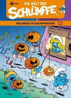 Halloween in Schlumpfhausen / Die Welt der Schlümpfe Bd.5 - Peyo