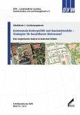 Kommunale Bodenpolitik und Baulandmodelle - Strategien für bezahlbaren Wohnraum?