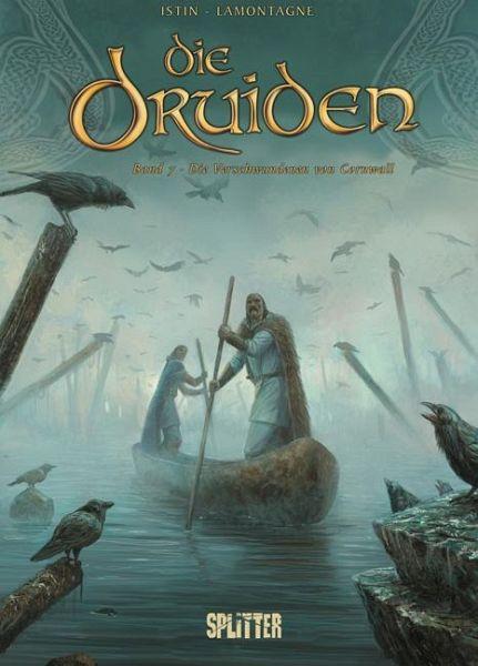 Buch-Reihe Die Druiden